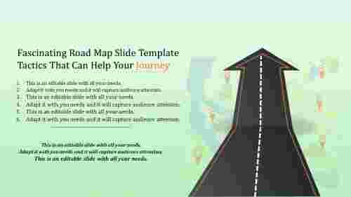 roadmapslidetemplate