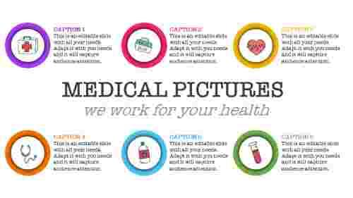 Sixlevelsmedicalpicturesforpowerpointpresentation