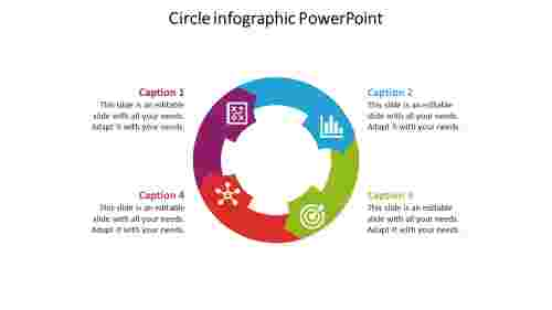 Business Consulting Circle Infographic Powerpoint