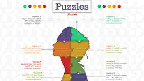 puzzle in powerpoint-Puzzles-8-style 1