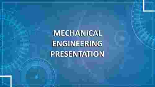 mechanical engineering powerpoint template - Introduction