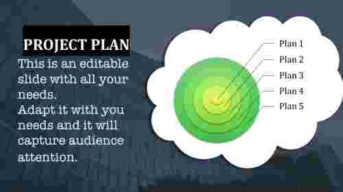 Concentric project planning ppt