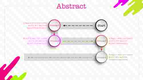 editable abstract PPT template