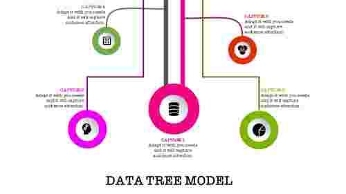Treepowerpointtemplate-ManytoOne