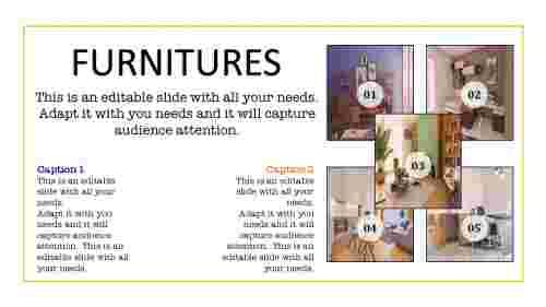 Furniturepowerpointtemplate-famousdesigns