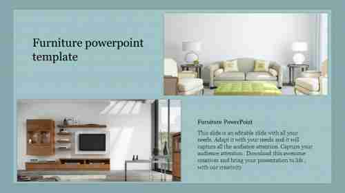 fantastic Furniture powerpoint template