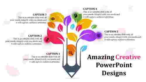 Amazing creative powerpoint design