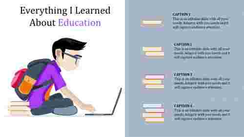 Learningbestpowerpointtemplatesforeducation