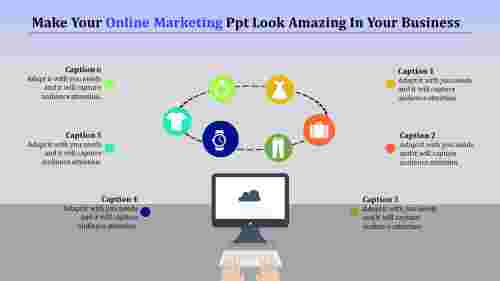 online marketing ppt-Make Your Online Marketing Ppt Look Amazing In Your Business