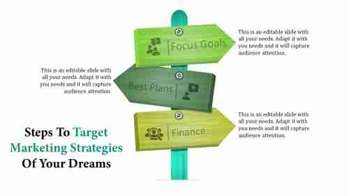 Target marketing strategies - Zigzag Direction