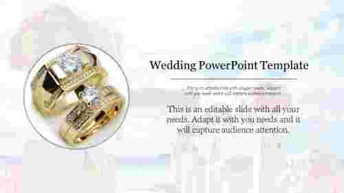 BestWeddingPowerPointtemplatecelebration