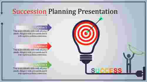 Bulb succession planning presentation