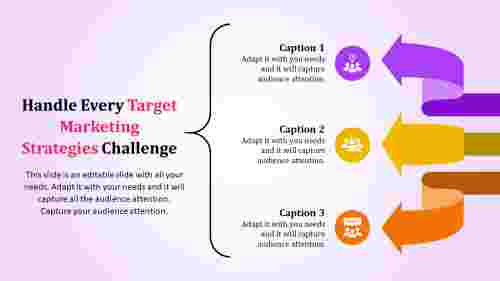 Arrows target marketing strategies