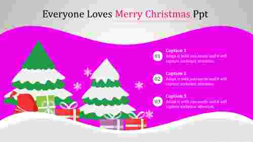 merry christmas ppt-Everyone Loves Merry Christmas Ppt