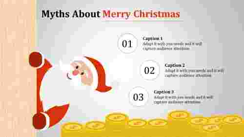 merry christmas ppt-Myths About Merry Christmas Ppt
