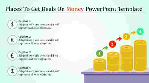money powerpoint template-Places To Get Deals On Money Powerpoint Template