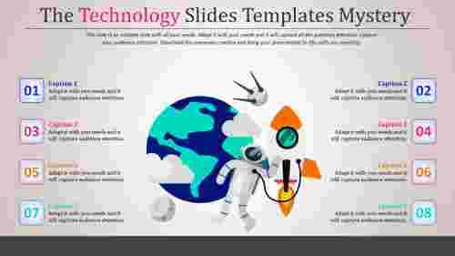 technology slides templates - information technology