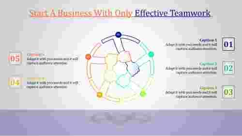 Effectiveteamworkpowerpointpresentation