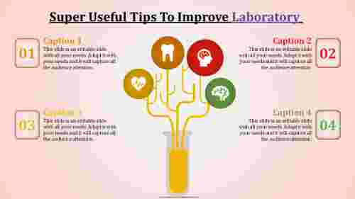 Editable laboratory powerpoint templates