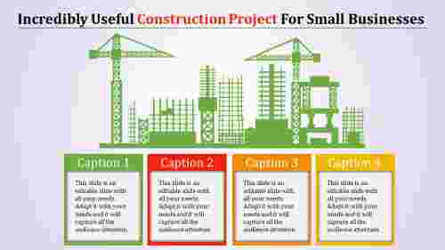 construction project presentation template-Incredibly Useful Construction Project For Small Businesses