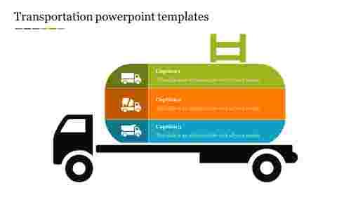 Amazingtransportationpowerpointtemplates