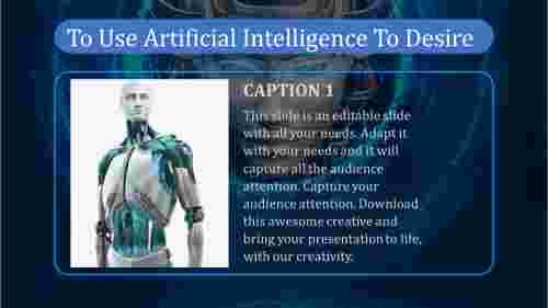 artificial intelligence powerpoint - digital transformation