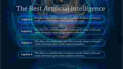 Biggest Artificial Intelligence Powerpoint Template