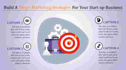 target marketing strategies - gear wheel