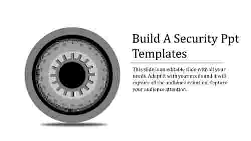 Security PPT templates for business