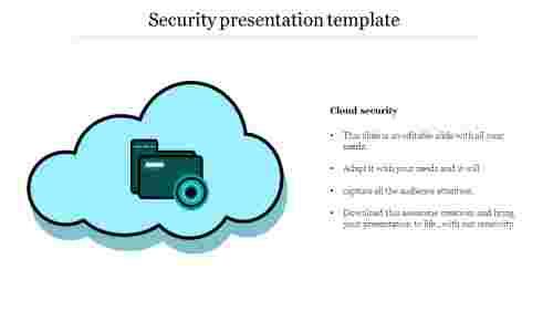 Cloudsecuritypresentationtemplate
