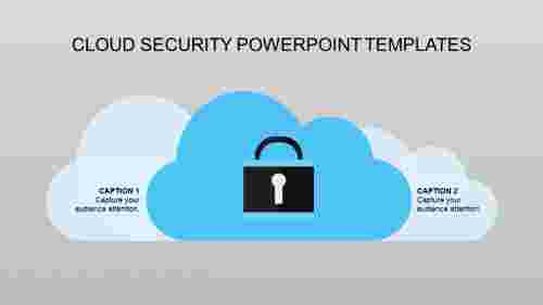 Security powerpoint templates With Two levels