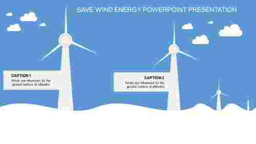 A two noded wind energy powerpoint presentation