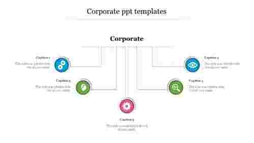 Creative  corporate PPT templates