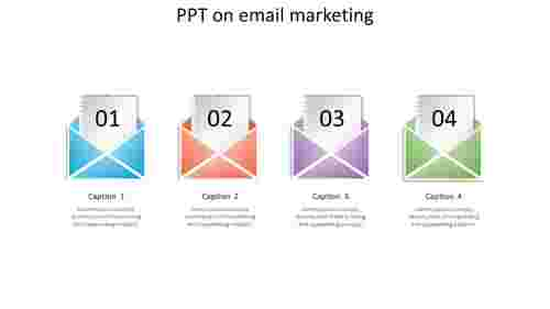 ppt on email marketing-4-multicolor