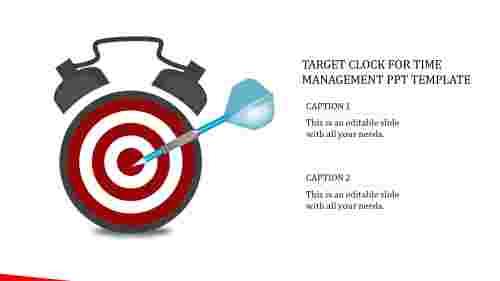 TargetclockPPTtemplate