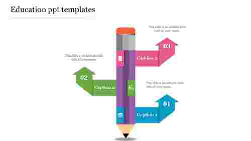 education%20PPT%20templates%20with%20pencil%20diagram