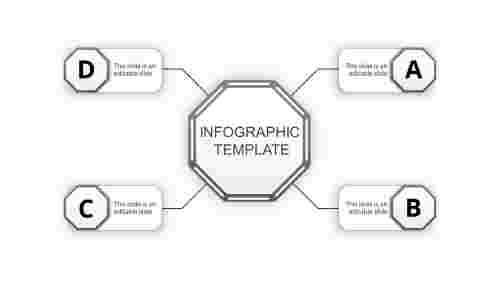 infographic template ppt-infographic template-gray-4