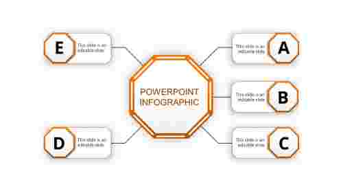 template powerpoint infographic-template powerpoint infographic-orange-5