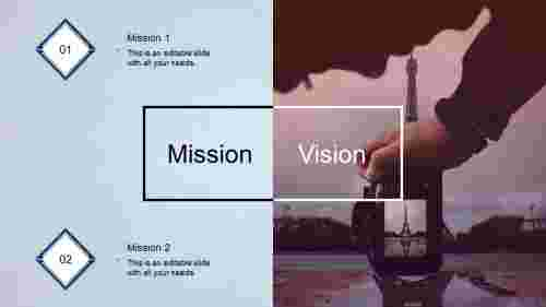 Atwonodedmissionvisionpowerpointtemplate