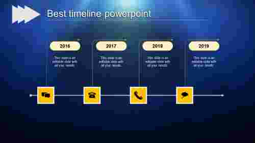 best timeline powerpoint template