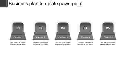 business plan template powerpoint-business plan template powerpoint-gray-5