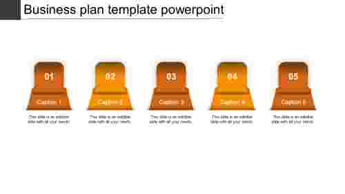 business plan template powerpoint-business plan template powerpoint-orange-5