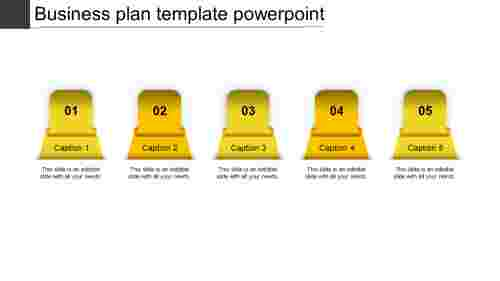 business plan template powerpoint-business plan template powerpoint-yellow-5