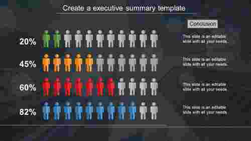 executive summary template ppt-Create A Executive Summary Template