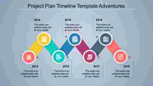 attached project plan timeline template