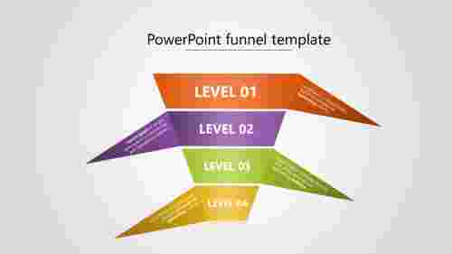 Funnel PowerPoint Presentation for sales