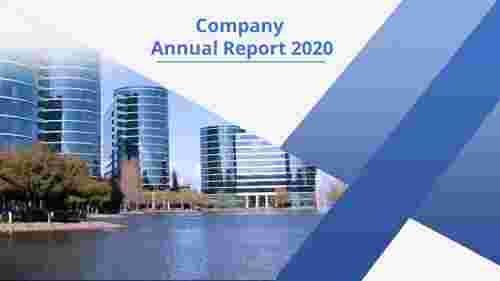 A one noded annual report presentation