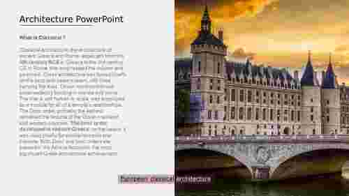Classical Architecture PowerPoint templates