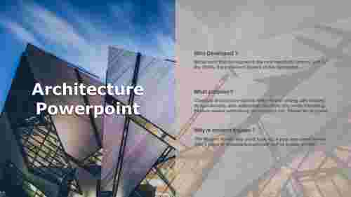 architecture powerpoint templates-style 1