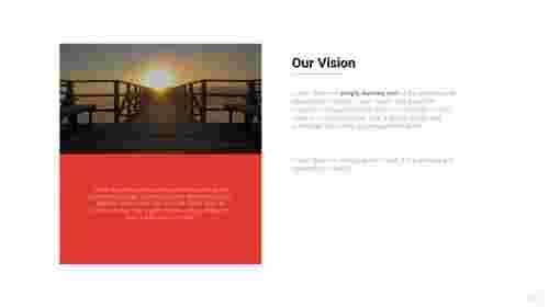 VisionPowerPointPresentationTemplate